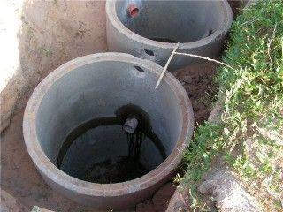 Яма под канализацию в частном доме своими руками