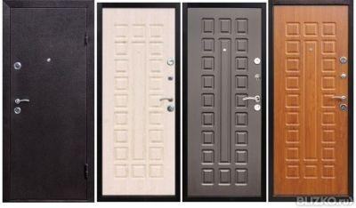 входные двери шагрень