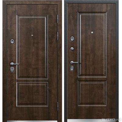 качественные входные двери 3 мм