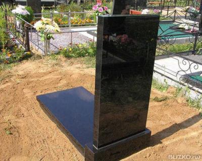 Установка гранитных памятников на могилах своими руками 182