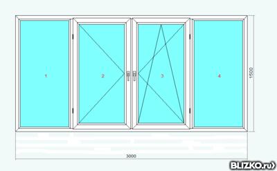 Предложения в категории балконные блоки от компании медведев.