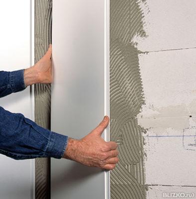 Панели пвх стеновые монтаж своими руками в ванной 48