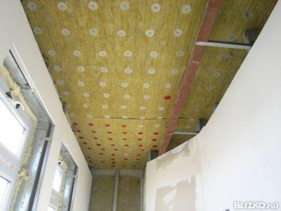 Шумоизоляция потолка в квартире киров
