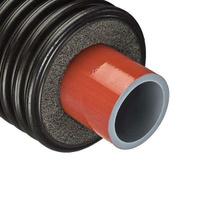 Труба для отопления полибутеновая ПБ 110 мм, с изоляцией