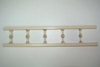 Мебельная балюстрада - прямая - 1100мм (бук)