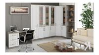 Модульная мебель для офиса Прованс (Дуб Сонома трюфель.Крем)